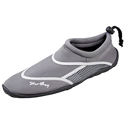 Starbay Brand Men's Athletic Water Shoes Aqua Socks | Water Shoes