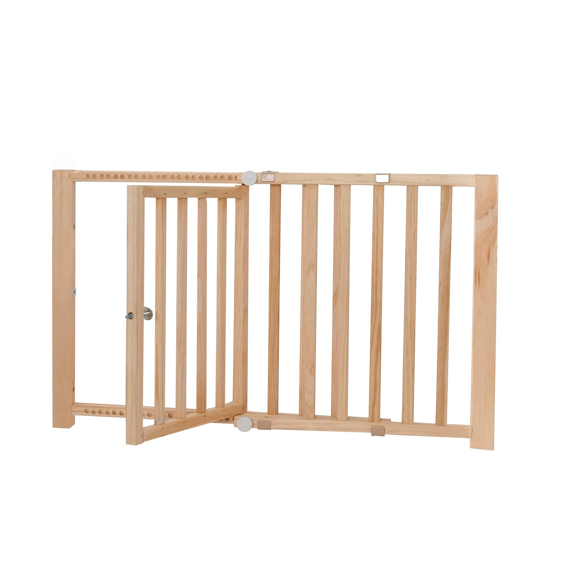 Dogit 70621 Pet Safety Gate, 28-44 W x 18'' H by Dogit