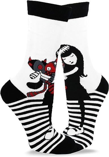 Emily the Strange Socks