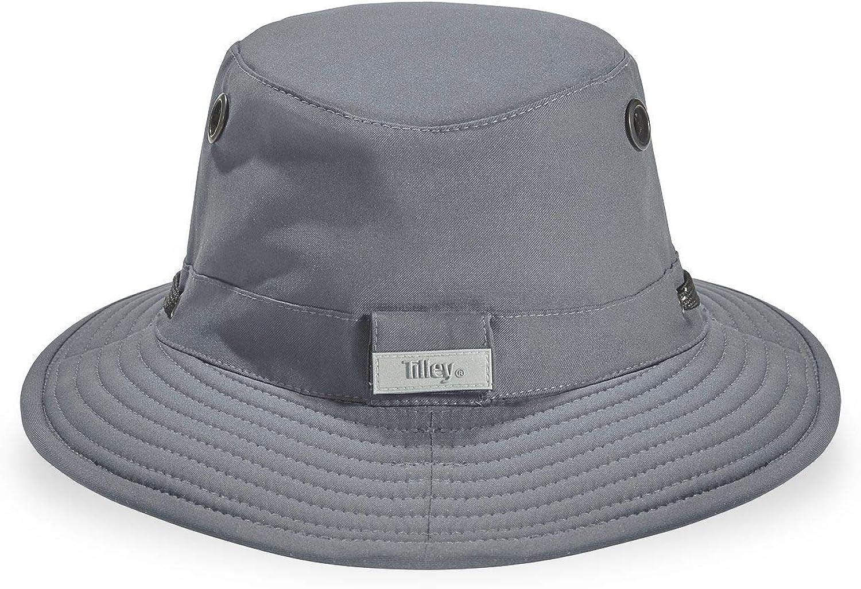 Royal Blue Tilley Hats Polaris Packable Sun Hat