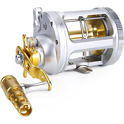 One Bass Level Wind Fishing Reels
