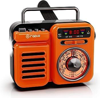 Radioddity Raddy RW3 Emergency Hand Crank Radio