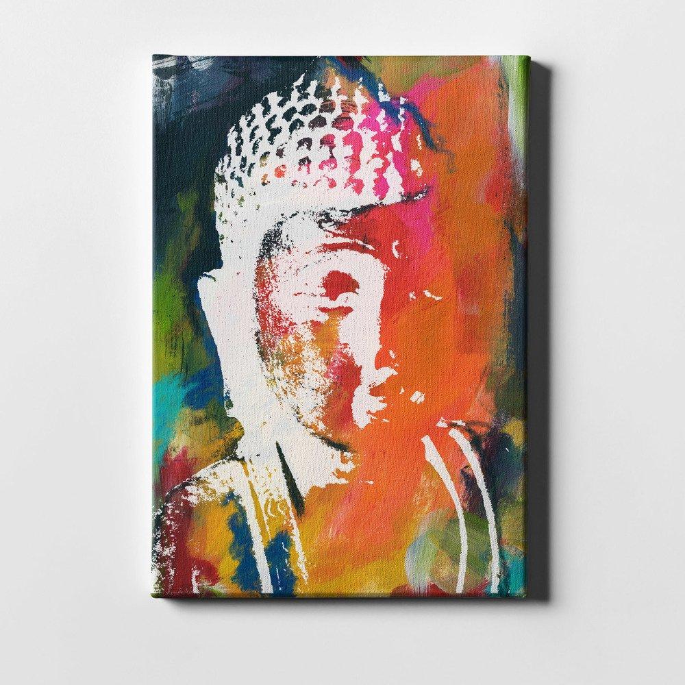 Epic Graffiti Art Leinwand Wand Kunst, Zeitgenössische, 45,7 x 66 cm B076MHFH9Q | Merkwürdige Form