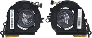 "CPU Cooling Fan for HP 13"" Spectre X360 13t-ae000 L04885-001 L04886-001"