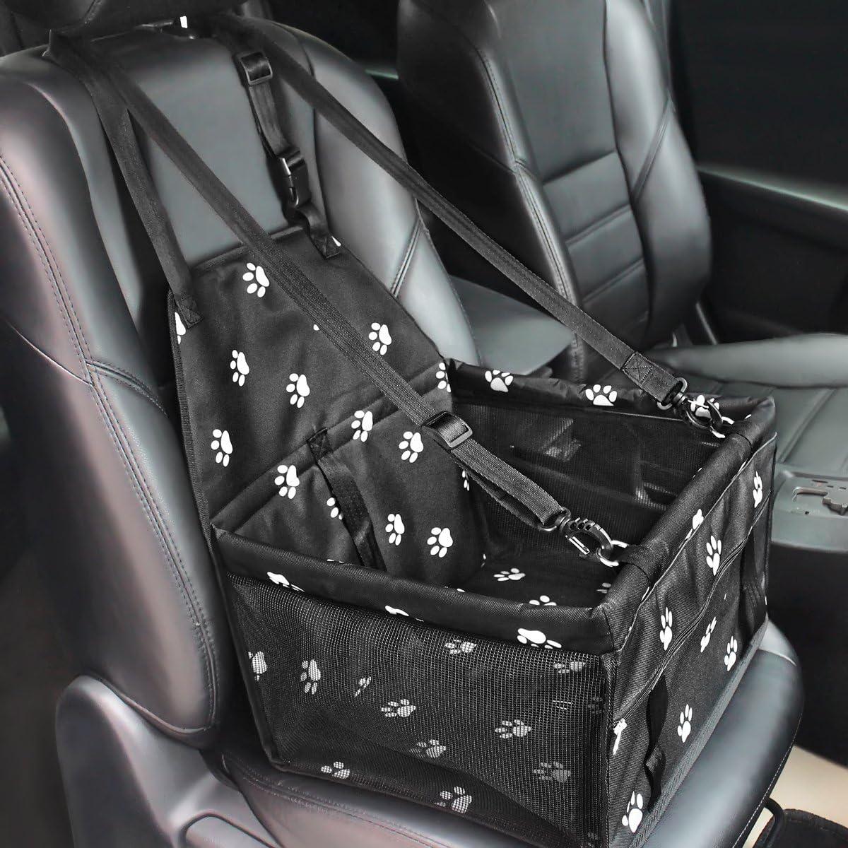 HIPPIH Dog Car Seat