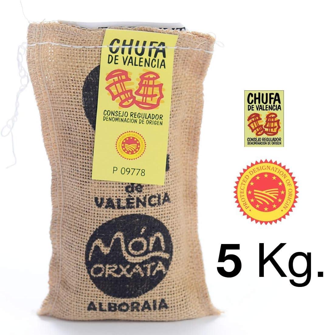 5 KG. CHUFA TRADICIONAL MÓN ORXATA. Saco yute. A granel ...