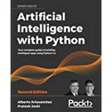 Artificial Intelligence with Python: Your complete guide to building intelligent apps using Python 3.x, 2nd Edition