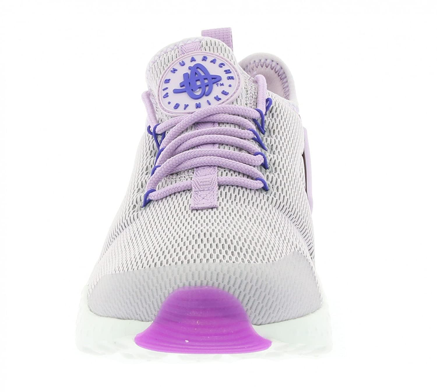 319980ed04d4 Nike AIR Huarache Run Ultra Womens Running-Shoes 819151-501 7.5 - Bleached  Lilac Hyper Violet 501  Amazon.in  Shoes   Handbags