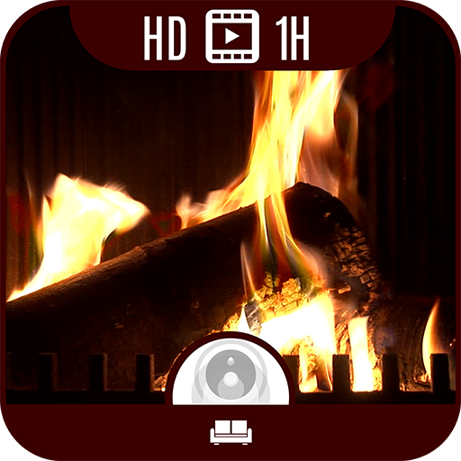Fireplace HD Ambience Edition [one hour playtime]