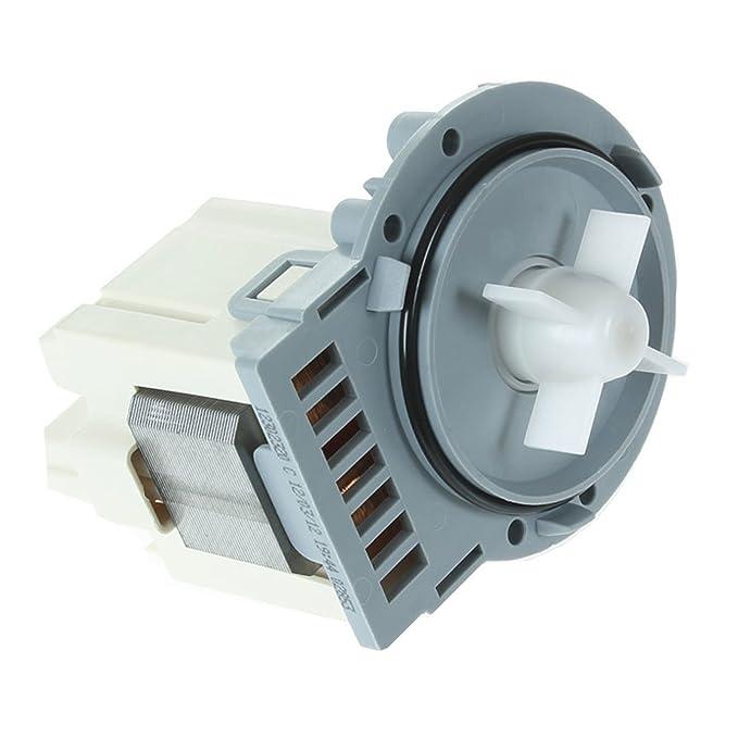 Onapplianceparts un51202 # 1 Askoll bomba de desagüe para ...
