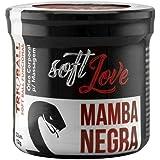 Soft ball triball Mamba Negra - Super Excitante c/ 3 unidades - Soft Love