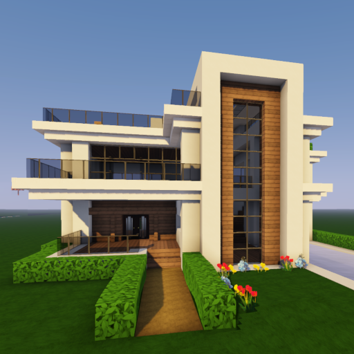 House Build Ideas [Map] For Minecraft PE