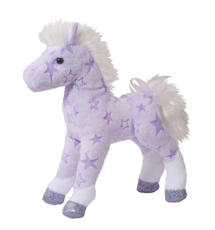 Amazon Douglas Cuddle Toys Solstice Purple Horse 713 Toys