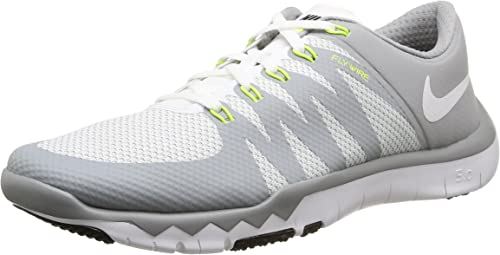 Escritor Planta Teoría básica  Nike Men's Free Trainer 5.0 V6 Multisport Indoor Shoes: Amazon.co ...