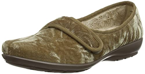 7d787d1f Hotter Women's Thyme Low-Top Slippers: Amazon.co.uk: Shoes & Bags