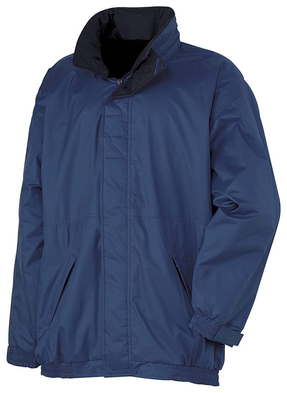 TALLA 4XL. Regatta Mens Dover Fleece Lined Waterproof Jacket Thermo Insulation TRW297 Red