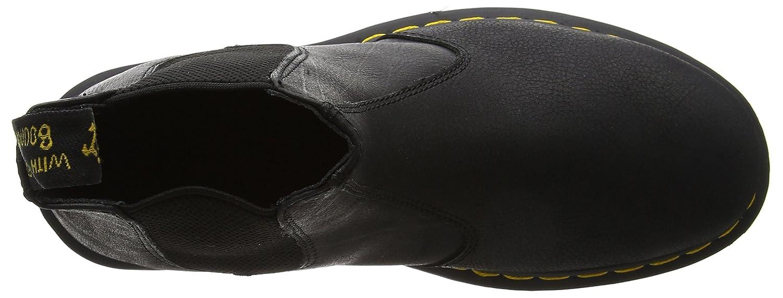 Dr. Martens Unisex-Erwachsene 2976 schwarz schwarz schwarz Carpathian Chelsea Stiefel Schwarz 290703