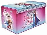 Frozen Folding Soft Storage Bench, Perfect Toy