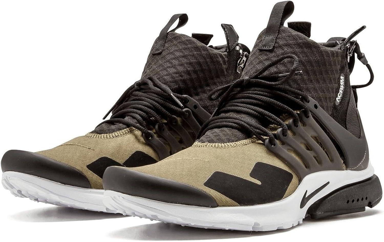 Nike Air Presto Mid x Acronym Olive