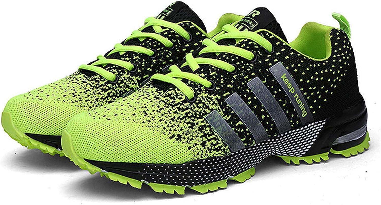 Goalsse Herren Damen Sportschuhe Laufschuhe Turnschuhe Trainers Running Fitness Atmungsaktiv Sneakers