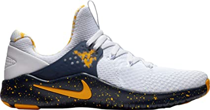 0dce3d0e949c Amazon.com  Nike Men s Free TR 8 WVU Training Shoes  Sports   Outdoors