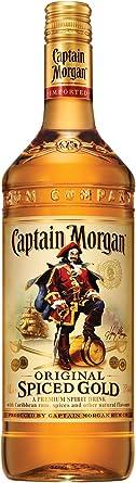 Captain Morgan Ron Spiced Gold - 1 x 3 l