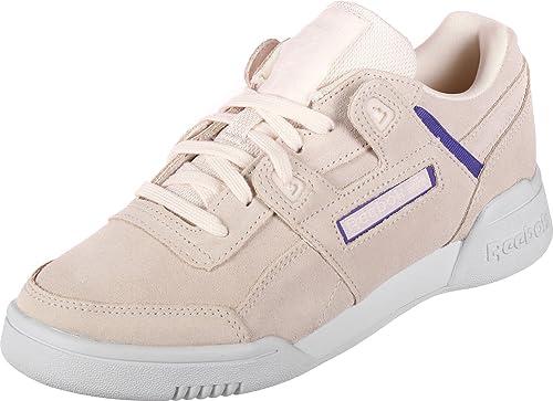 13e5848db2d Reebok Girls  Workout Lo Plus Fitness Shoes