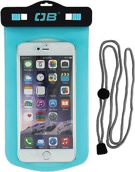 Overboard ip68-rated seco Bolsa Impermeable Funda para Smartphone ...