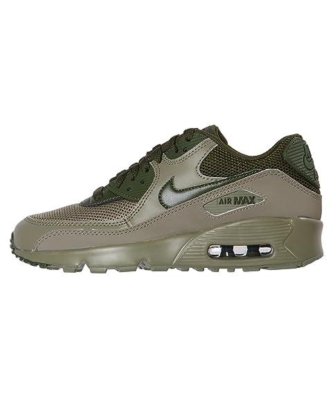 zapatillas nike air max verdes