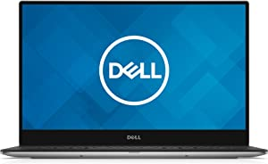 "Dell XPS9360-7680SLV-PUS Traditional Laptop (Windows 10, Intel Core i7-7560U, 13.3"" LED-Lit Screen, Storage: 1 TB, RAM: 16 GB) Silver"