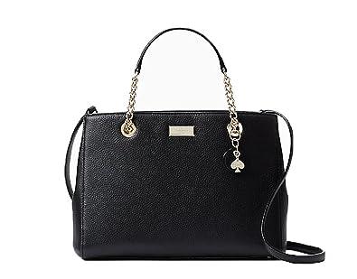 Amazon.com  Kate Spade Meena Briar Lane Leather Crossbody Bag Purse ... 2792ec4852e5c