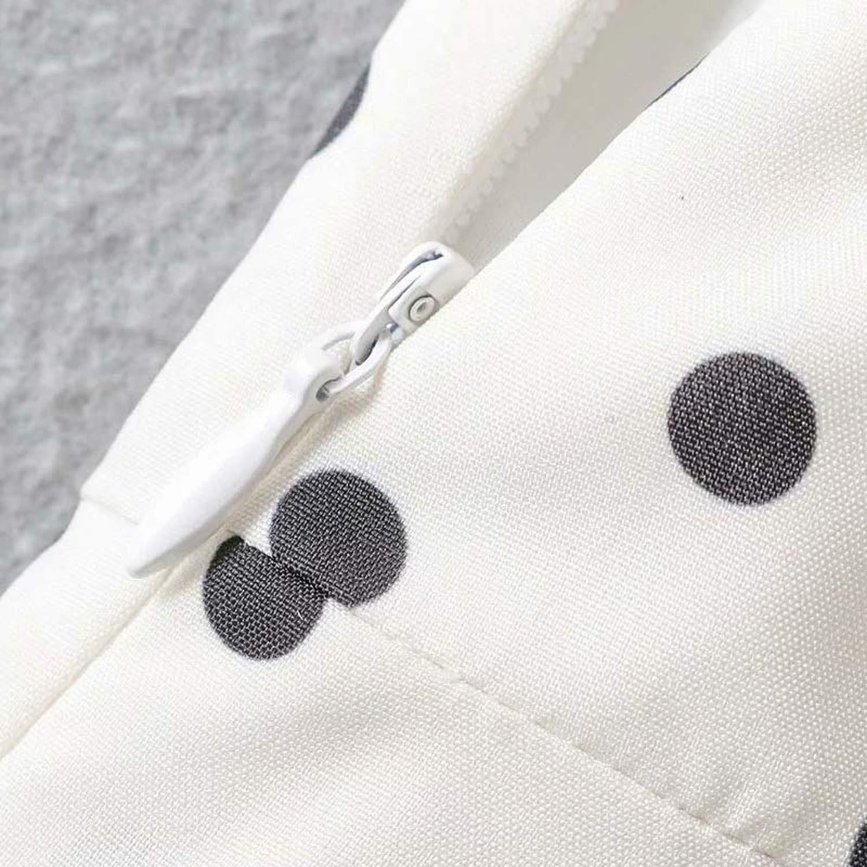 mybeautifulstore 1 Women Sweet Polka Dot Backless Knee Length Dress Pleated Adjustable Straps Side Zipper Midi Dresses Qb708