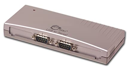 SIIG USB to 2-Port Serial Linux