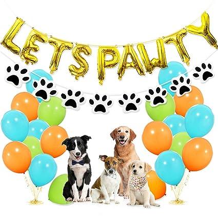Amazon Dog Party Decorations