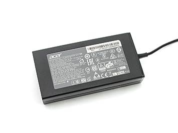 Acer Cargador 135 vatios Original para la série Predator ...