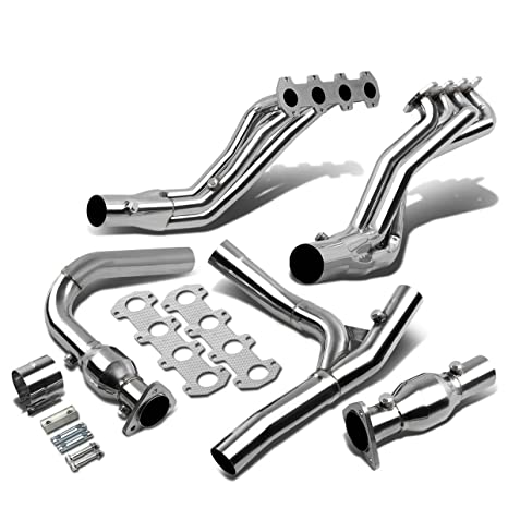 Amazon Com For Ford F 150 Rwd 5 4l High Performance Stainless Steel