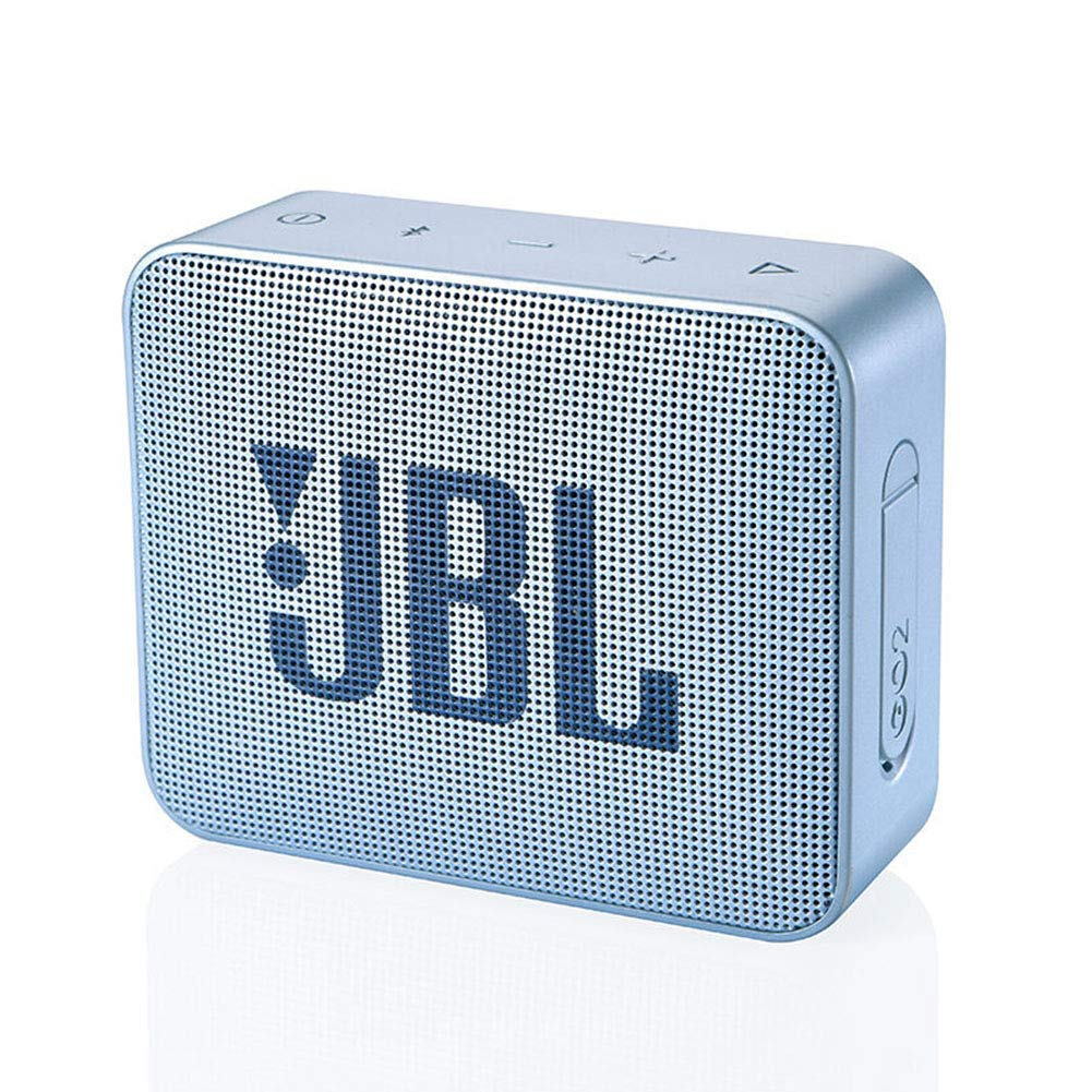 RONSHIN Portable Bluetooth Speakers,Fashion Waterproof Mini Bluetooth Speaker Light Blue by RONSHIN