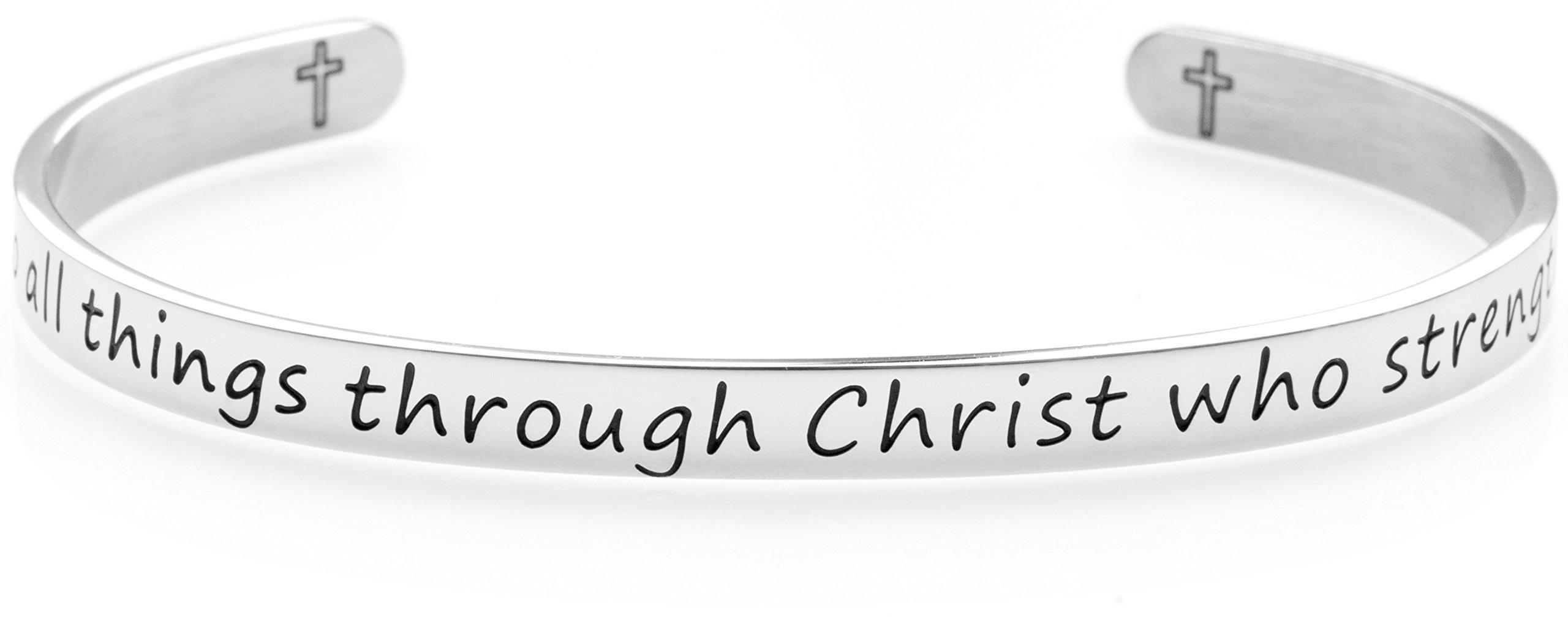 Bracelet Armband - I Can Do All Things