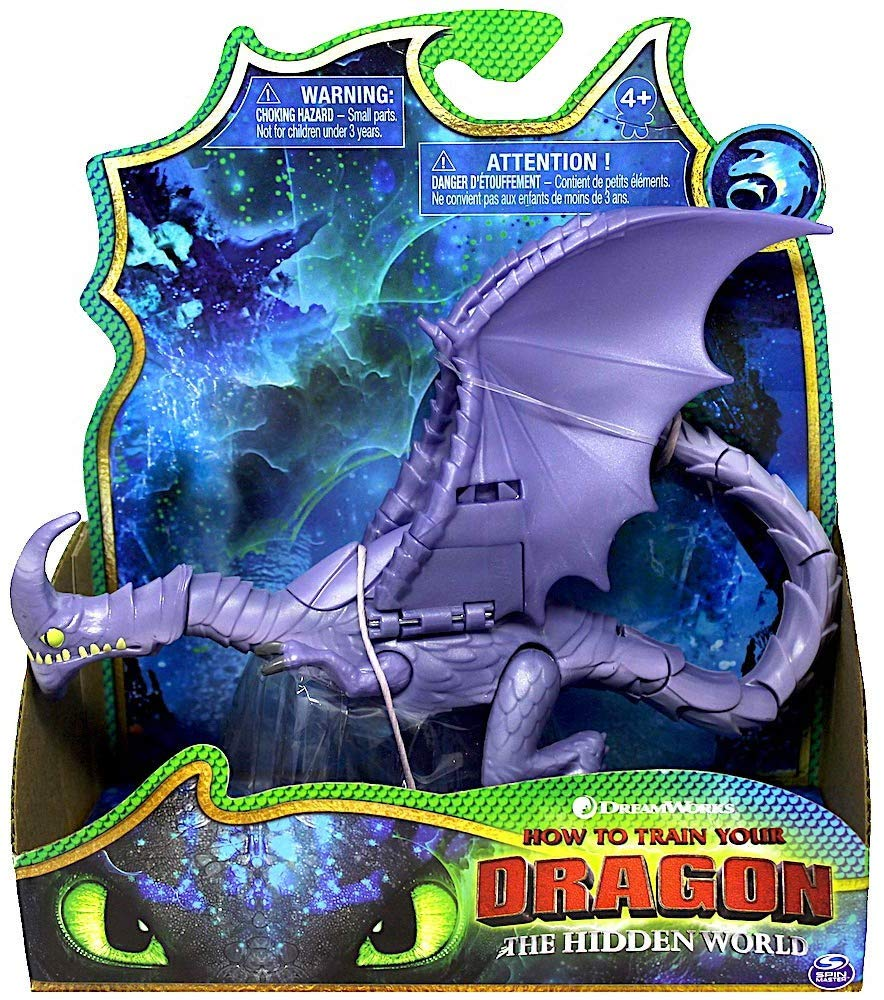 Razorwhip Dragon How to Train Your Dragon The Hidden World