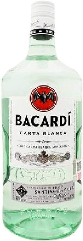 Bacardi Ron Pet 37,5º - 1750 ml: Amazon.es: Alimentación y ...