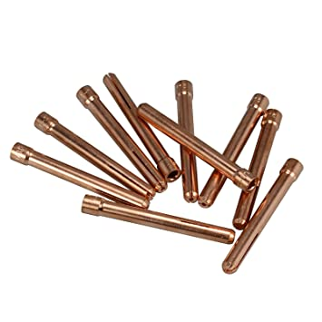 """10N23 Collet 1//16/"""" 1.6mm fit TIG weld Torch WP-17 WP-18 WP-26 PK//10"""