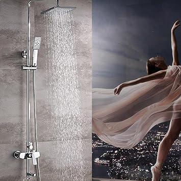 Gyh Badezimmer Duschen Systeme Edelstahl Dusche Regen Wandhalterung