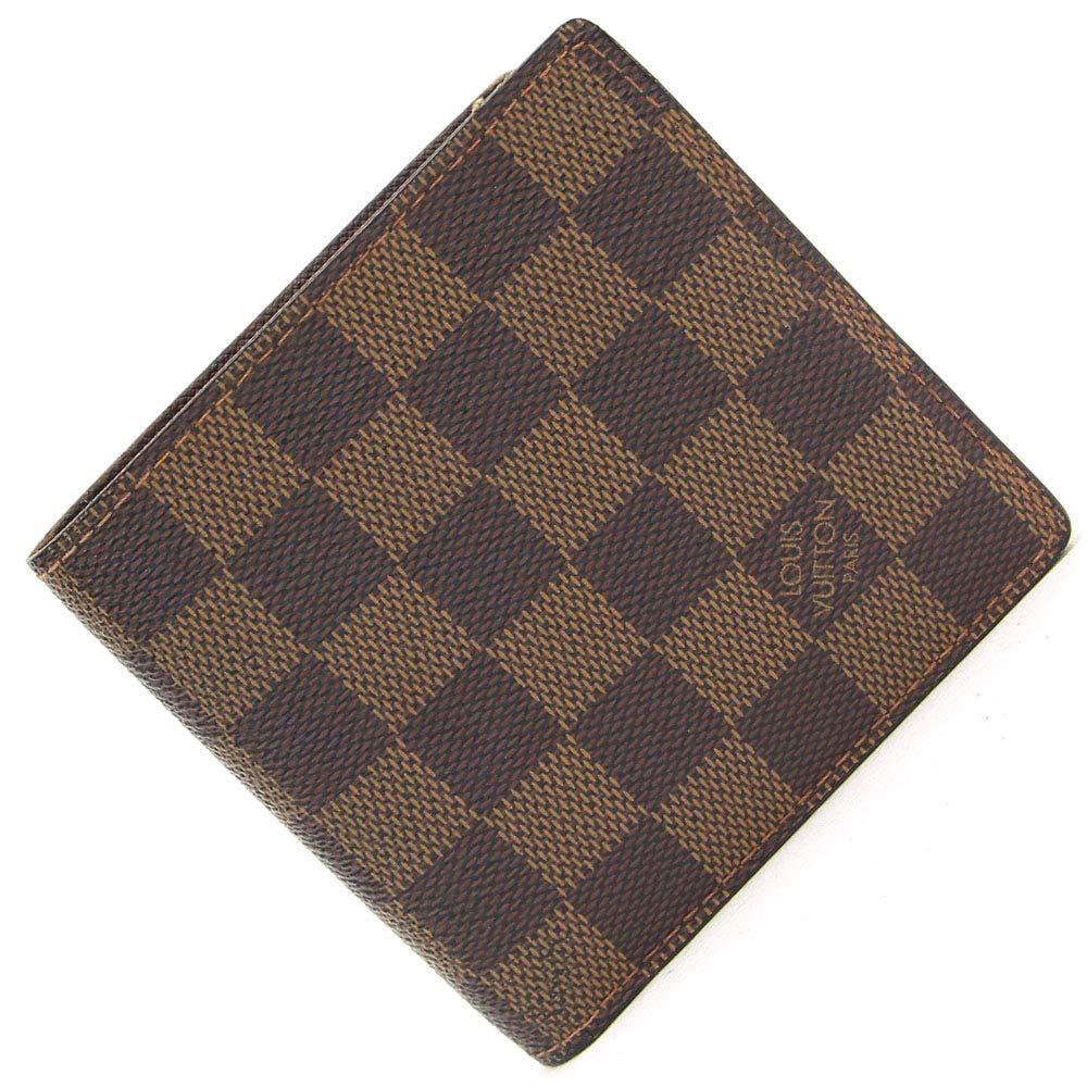 LOUIS VUITTON(ルイヴィトン) 二つ折り財布 ダミエ ポルト ビエ カルト クレディ モネ N61665 中古 ウォレット メンズ 紳士 男性 LOUIS VUITTON [並行輸入品]   B07RH7G8M2