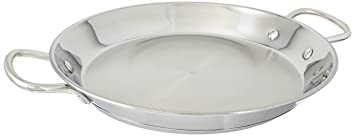 GUISON - Paellera Valenciana Inox Vitro Guison 28 Cm