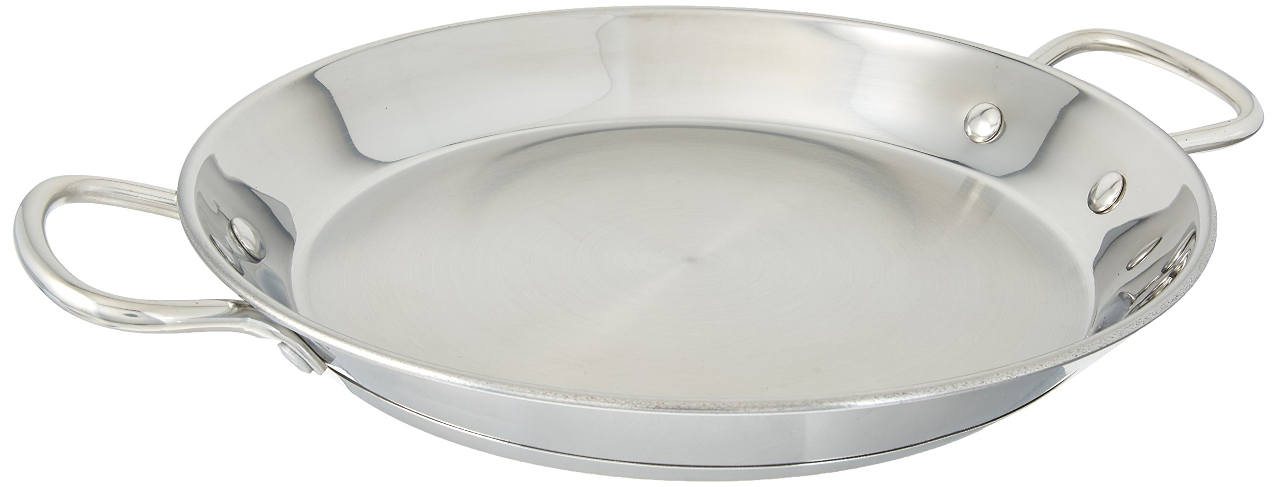 Guison 070988 Stainless Steel Paella Pan