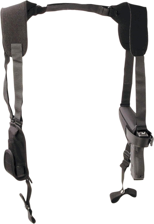 Uncle Mike/'s Pro Pak Horizontal Shoulder Holster Size 5 77050 for sale online