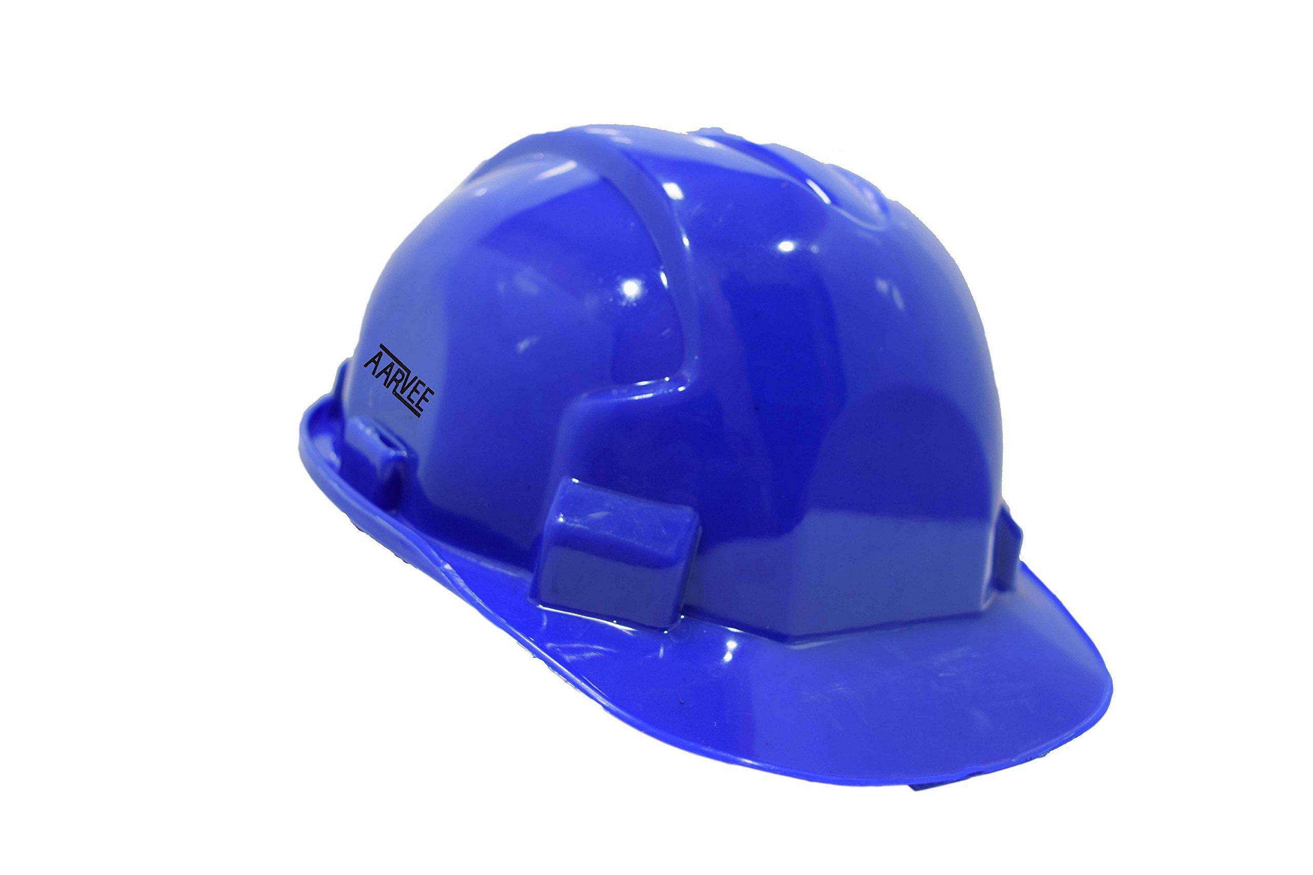 Aarvee Safety Helmet RV-H21 Nape Type - Blue (Pack of 1) (B079H2B75M) Amazon Price History, Amazon Price Tracker