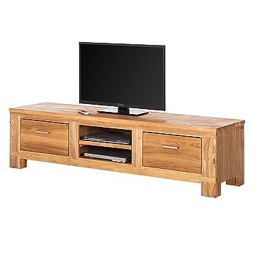 Ars Natura Meuble Tv Plaquee 200 Cm Orme Amazon Fr High Tech