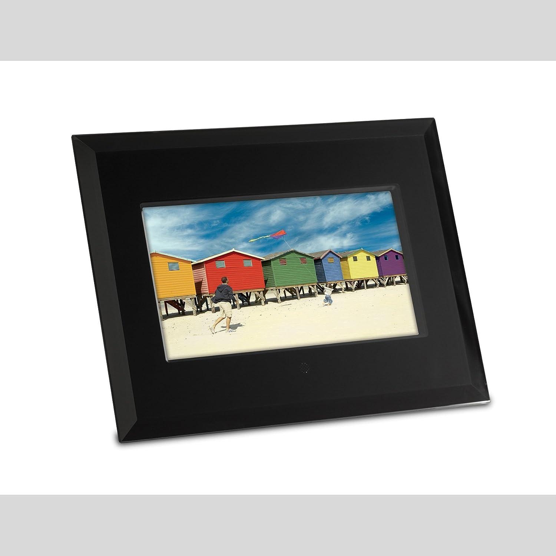 Polaroid XSU-00810B Digitaler Bilderrahmen 8 Zoll Glas: Amazon.de ...