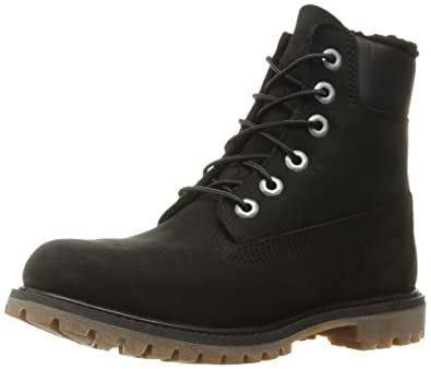 Timberland 6 INCH PREMIUM - Winter boots - black JfDwRt0Yr